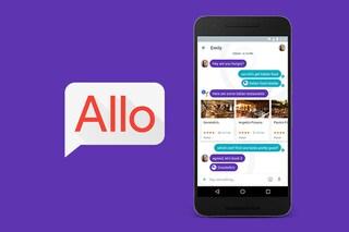 Google Allo, 5 milioni di download su Play Store