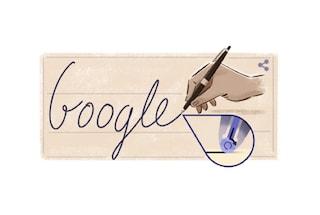 Ladislao José Biro, chi era l'inventore della penna a sfera celebrato da Google con un Doodle