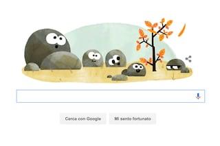 Equinozio d'Autunno, il doodle di Google per celebrare l'arrivo dell'Autunno