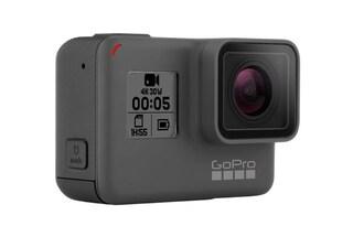 La nuova GoPro Hero 5 Black stabilizza i video e sfrutta i comandi vocali