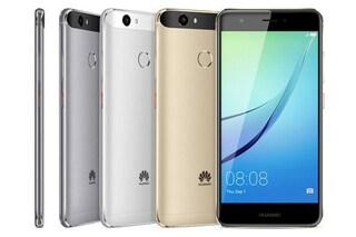 Nova e Nova Plus, Huawei presenta i nuovi smartphone Android: le caratteristiche tecniche