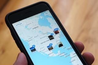 Instagram rimuove le mappe fotografiche dai profili