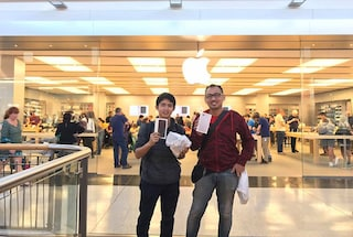 Da Bangkok a Sidney, questo ragazzo ha attraversato il mondo per acquistare un iPhone 7