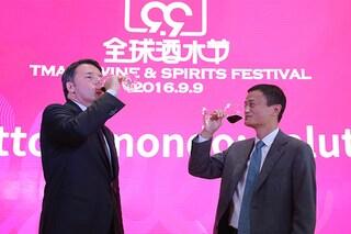 """Alibaba, il vino italiano sbarca online anche in Cina per il """"nine-nine-wine"""""""