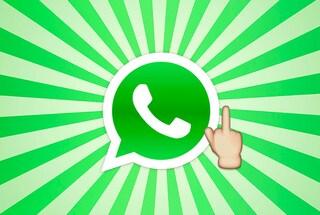WhatsApp insulta Apple nel codice dell'app