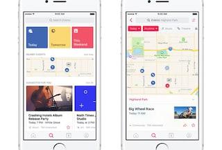 Events, la nuova app di Facebook dedicata agli eventi