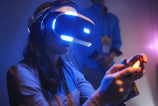 Come sarà il nuovo visore Playstation VR per PS5