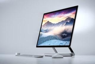 Surface Studio, il computer di Microsoft che sembra un iMac
