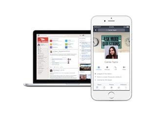 Facebook lancia Workplace, un social network per il lavoro