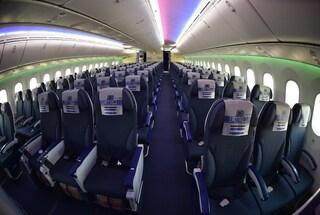 Ecco perché i sedili degli aerei non sono allineati con i finestrini