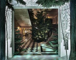 Ecco l'albero di Natale di Jony Ive, responsabile del design di Apple