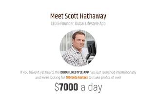 Dubai Lifestyle App, come funziona la truffa che vuole renderti milionario (con Ashton Kutcher)