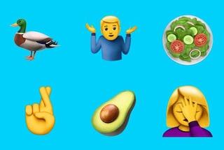 Ecco le nuove emoji in arrivo con iOS 10.2