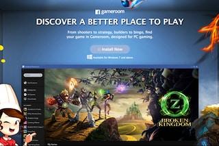 Facebook Gameroom, la nuova piattaforma di gioco per PC che sfida Steam