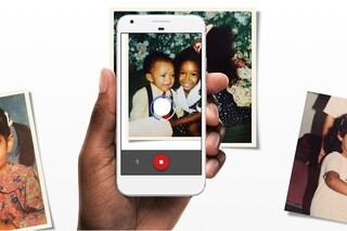Google FotoScan, la nuova app per digitalizzare le vecchie fotografie
