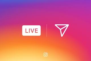 Instagram introduce le dirette e le foto e video che si autodistruggono come Snapchat
