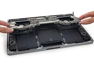 Il nuovo MacBook Pro? Impossibile da riparare