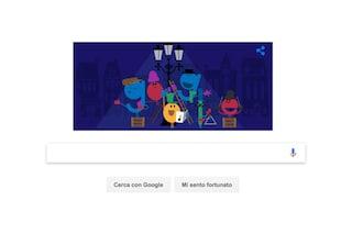 """""""Buone Feste"""", il Doodle di Google per gli auguri di Natale"""