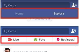 Facebook introduce la sezione Esplora: ecco come funziona