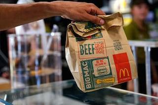 Uber collabora con McDonald's per consegnare i prodotti del fast food a domicilio