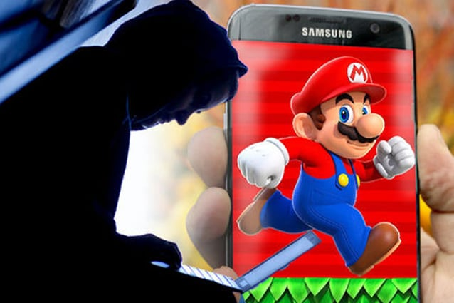Super Mario Run per Android, attenzione alle false app: nascondono virus