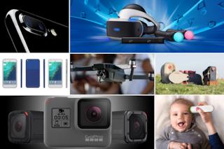 I migliori prodotti tecnologici visti nel 2016