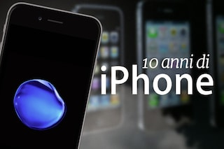 """10 anni di iPhone, la rivoluzione che ha reso il mondo più """"smart"""""""
