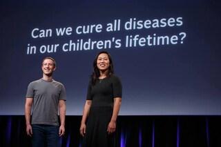 La Fondazione Chan-Zuckerberg acquisisce la startup Meta