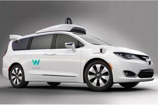 FCA, al CES di Las Vegas debutta la nuova Pacifica a guida autonoma