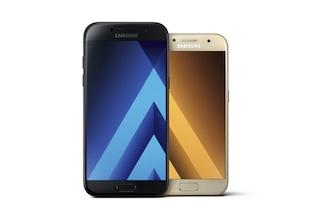 Samsung presenta i nuovi smartphone Galaxy A (2017): le caratteristiche tecniche