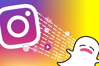 Snapchat perde utenti in favore delle Instagram Stories: visualizzazioni in forte calo