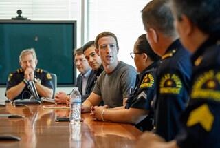 """Mark Zuckerberg: """"Non voglio diventare Presidente degli Stati Uniti"""""""