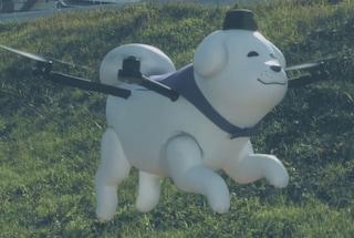 Questo cane-drone è la nuova mascotte giapponese