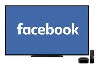 Facebook pensa ad un'app per portare in TV i video in streaming