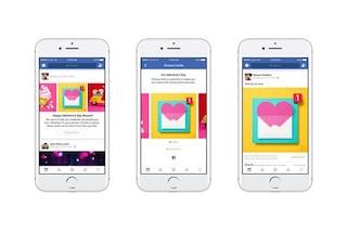 San Valentino, Facebook introduce nuovi filtri per i selfie e tante altre novità
