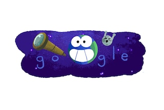 La scoperta dei 7 esopianeti nel Doodle di Google