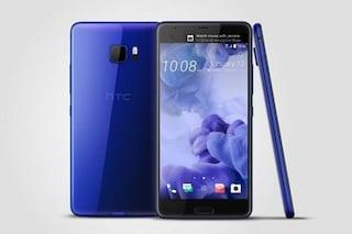 HTC U Play e HTC U Ultra: le caratteristiche tecniche e i prezzi di vendita in Italia