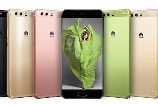 Huawei P10 e P10 Plus, annunciate le caratteristiche tecniche e la data di uscita in Italia