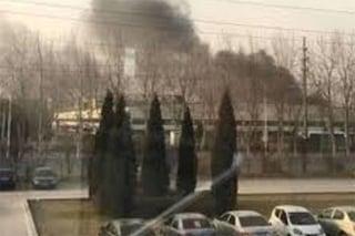 Samsung, a fuoco la fabbrica in cui venivano prodotte le batterie del Galaxy Note 7