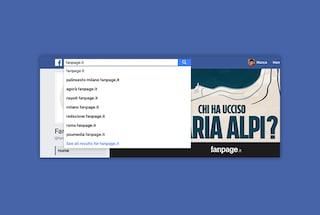 Facebook aggiorna il motore di ricerca e introduce la ricerca immagini tramite descrizione