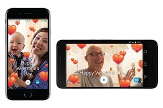 San Valentino, Skype introduce nuove funzionalità per fare gli auguri al proprio partner