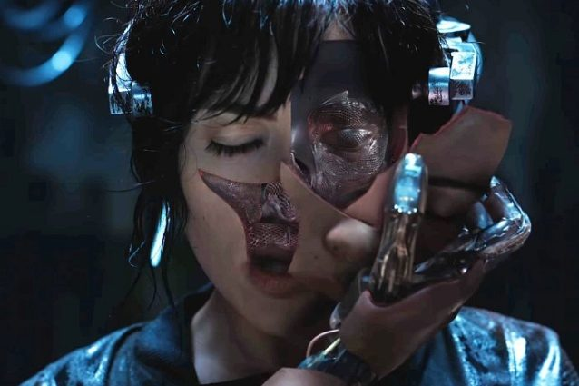 a ghost in the shell