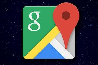 Oltre alla posizione Google Maps ti fa condividere lo stato della batteria con gli amici