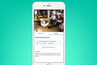 Hangouts Meet, la nuova app per videoconferenze di Google