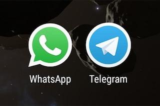 Il blackout di WhatsApp ha spinto 70 milioni di utenti su Telegram