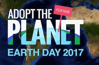 La Nasa permette di adottare (virtualmente) un pezzo della Terra