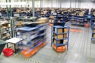I robot di Amazon arrivano in Italia