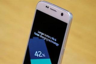 Mai più smartphone scarico con le batterie che si ricaricano da sole