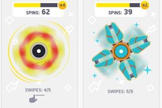 Finger Spinner, il gadget del momento diventa un'app per smartphone