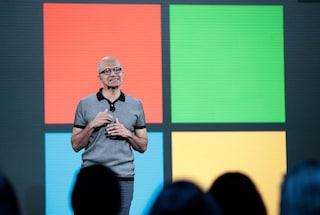 """Microsoft: """"Tocca a noi impedire che il Grande Fratello diventi realtà"""""""